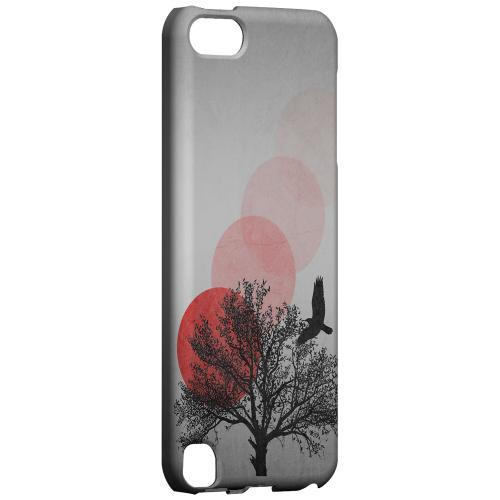 Geeks Designer Line (GDL) Slim Hard Case for Apple iPod Touch 5 - Sunset Fade