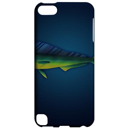 Geeks Designer Line (GDL) Slim Hard Case for Apple iPod Touch 5 - Mahi Mahi