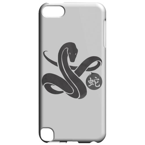 Geeks Designer Line (GDL) Slim Hard Case for Apple iPod Touch 5 - Snake & Character
