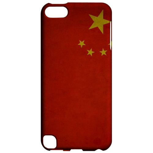 Geeks Designer Line (GDL) Slim Hard Case for Apple iPod Touch 5 - Grunge China