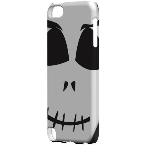 Geeks Designer Line (GDL) Slim Hard Case for Apple iPod Touch 5 - Grinning Grim Reaper