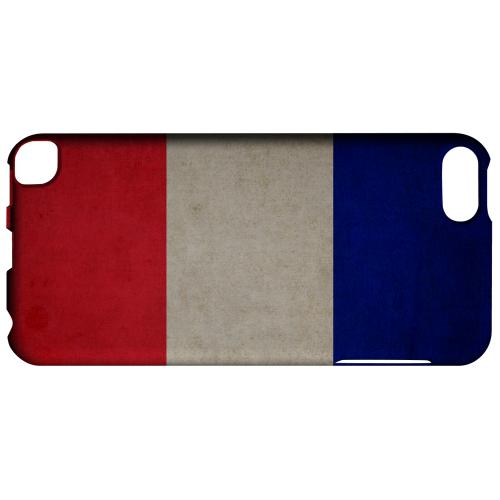 Geeks Designer Line (GDL) Slim Hard Case for Apple iPod Touch 5 - Grunge France