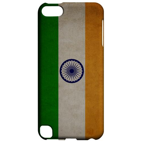 Geeks Designer Line (GDL) Slim Hard Case for Apple iPod Touch 5 - Grunge India