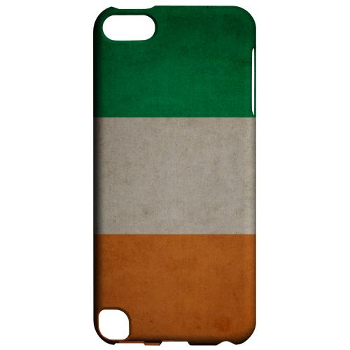 Geeks Designer Line (GDL) Slim Hard Case for Apple iPod Touch 5 - Grunge Ireland