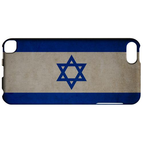 Geeks Designer Line (GDL) Slim Hard Case for Apple iPod Touch 5 - Grunge Israel