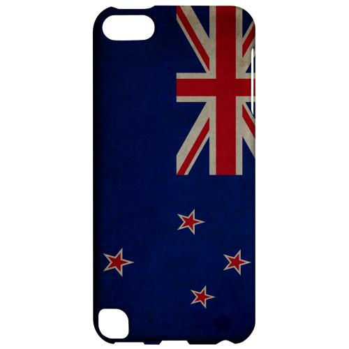 Geeks Designer Line (GDL) Slim Hard Case for Apple iPod Touch 5 - Grunge New Zealand
