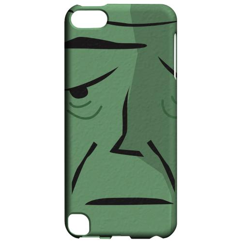 Geeks Designer Line (GDL) Slim Hard Case for Apple iPod Touch 5 - Lonely Frankenstein