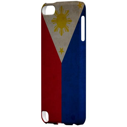 Geeks Designer Line (GDL) Slim Hard Case for Apple iPod Touch 5 - Grunge Philippines