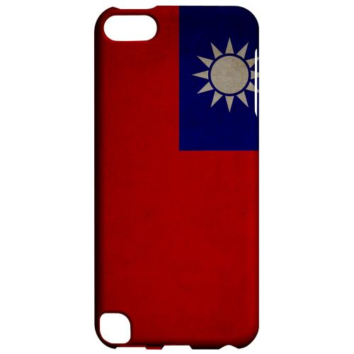 Geeks Designer Line (GDL) Slim Hard Case for Apple iPod Touch 5 - Grunge Taiwan