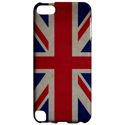 Geeks Designer Line (GDL) Slim Hard Case for Apple iPod Touch 5 - Grunge United Kingdom