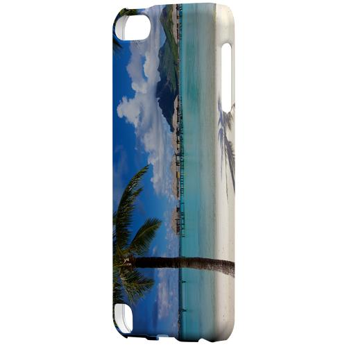Geeks Designer Line (GDL) Slim Hard Case for Apple iPod Touch 5 - Bora Bora