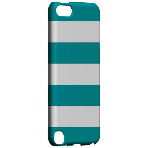 Geeks Designer Line (GDL) Slim Hard Case for Apple iPod Touch 5 - Big Aqua