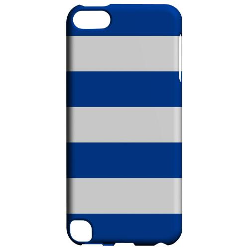 Geeks Designer Line (GDL) Slim Hard Case for Apple iPod Touch 5 - Big Blue