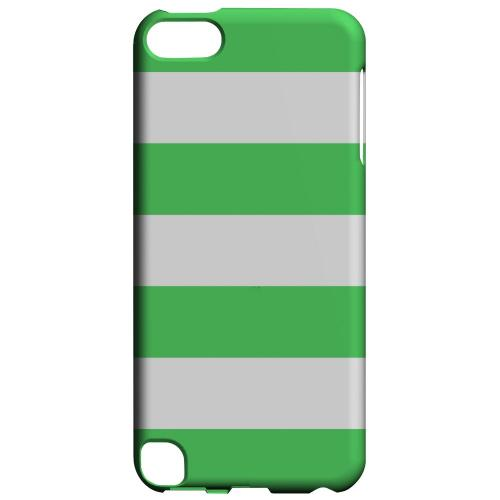 Geeks Designer Line (GDL) Slim Hard Case for Apple iPod Touch 5 - Big Green