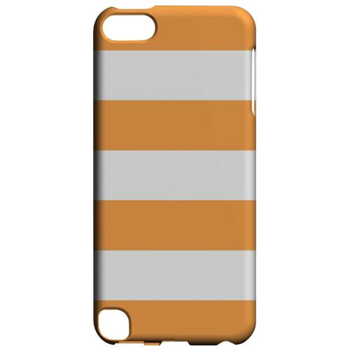 Geeks Designer Line (GDL) Slim Hard Case for Apple iPod Touch 5 - Big Orange