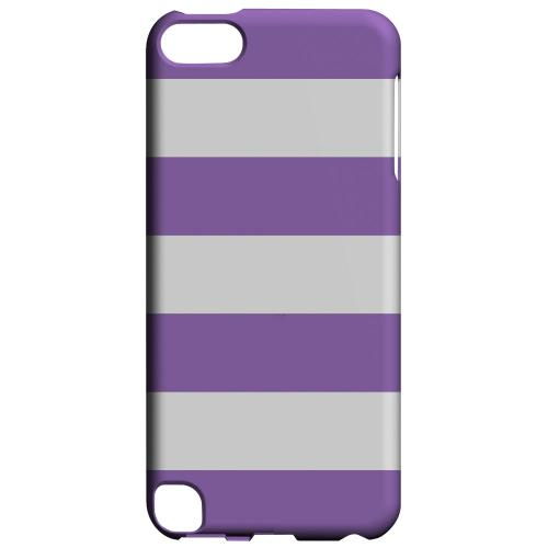 Geeks Designer Line (GDL) Slim Hard Case for Apple iPod Touch 5 - Big Purple