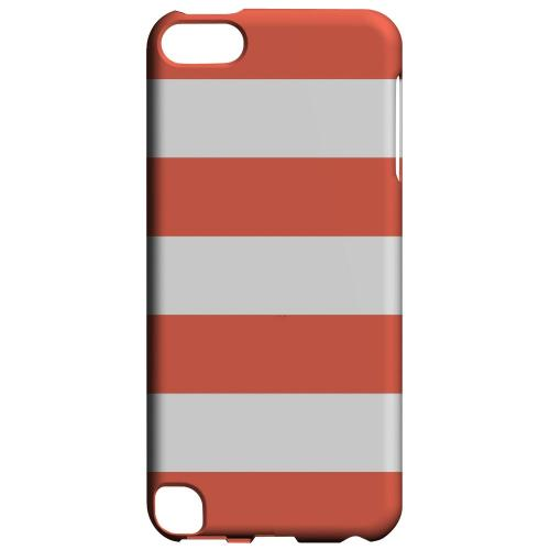 Geeks Designer Line (GDL) Slim Hard Case for Apple iPod Touch 5 - Big Red