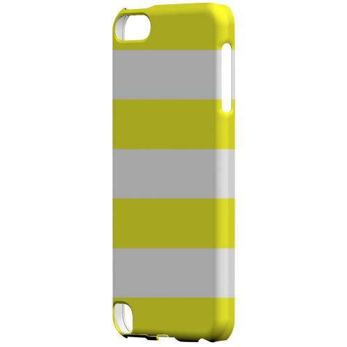 Geeks Designer Line (GDL) Slim Hard Case for Apple iPod Touch 5 - Big Yellow