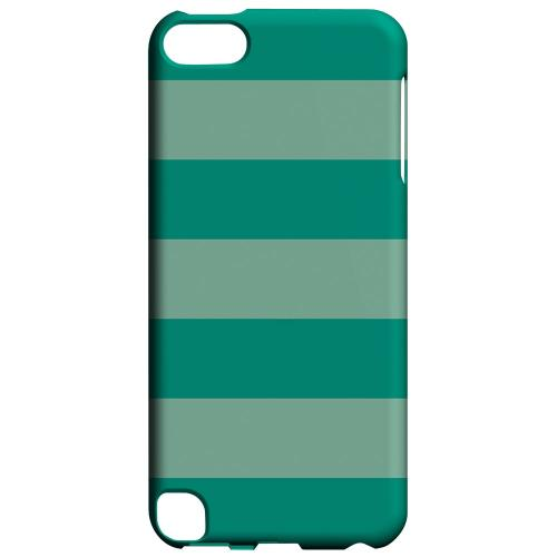 Geeks Designer Line (GDL) Slim Hard Case for Apple iPod Touch 5 - Emerald Grayed Jade