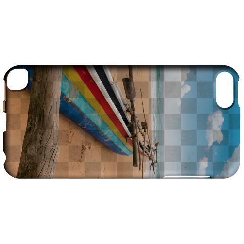 Geeks Designer Line (GDL) Slim Hard Case for Apple iPod Touch 5 - Beach Bum