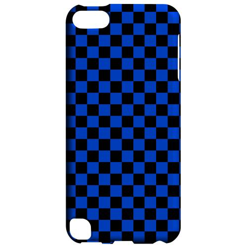 Geeks Designer Line (GDL) Slim Hard Case for Apple iPod Touch 5 - Blue/ Black
