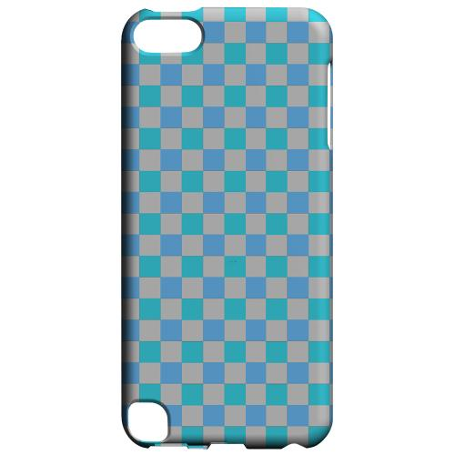 Geeks Designer Line (GDL) Slim Hard Case for Apple iPod Touch 5 - Blue Electric