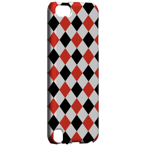 Geeks Designer Line (GDL) Slim Hard Case for Apple iPod Touch 5 - Charlatan