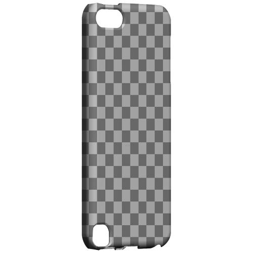 Geeks Designer Line (GDL) Slim Hard Case for Apple iPod Touch 5 - Gray/ Light Gray