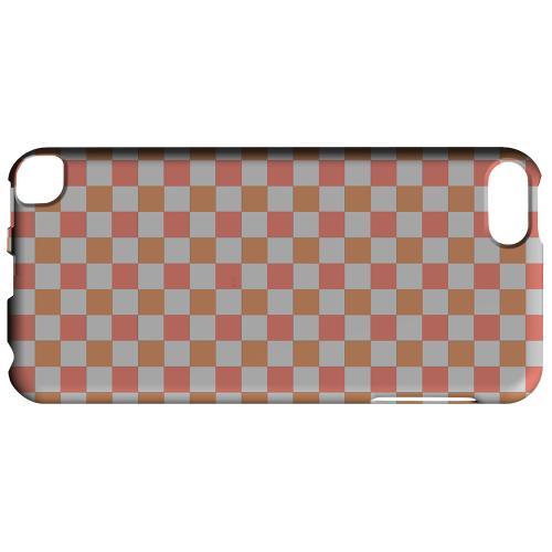 Geeks Designer Line (GDL) Slim Hard Case for Apple iPod Touch 5 - Pink/ Peach
