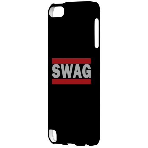 Geeks Designer Line (GDL) Slim Hard Case for Apple iPod Touch 5 - Swag DMC