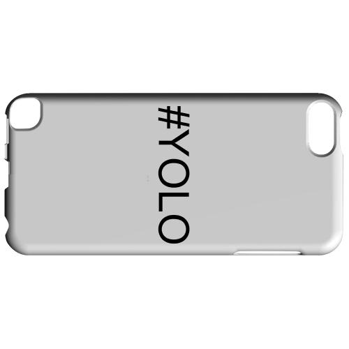 Geeks Designer Line (GDL) Slim Hard Case for Apple iPod Touch 5 - #YOLO