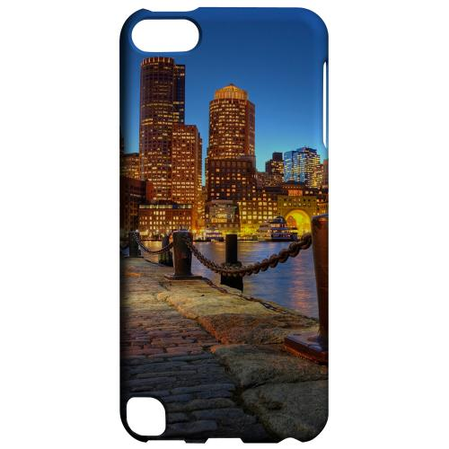 Geeks Designer Line (GDL) Slim Hard Case for Apple iPod Touch 5 - Boston