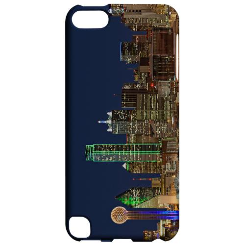 Geeks Designer Line (GDL) Slim Hard Case for Apple iPod Touch 5 - Dallas