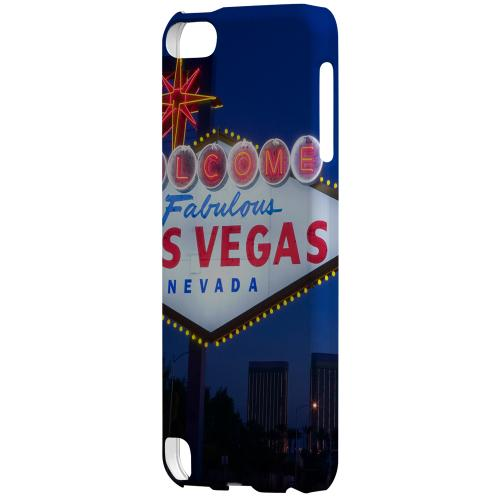 Geeks Designer Line (GDL) Slim Hard Case for Apple iPod Touch 5 - Las Vegas