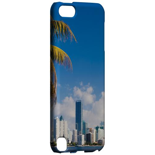 Geeks Designer Line (GDL) Slim Hard Case for Apple iPod Touch 5 - Miami