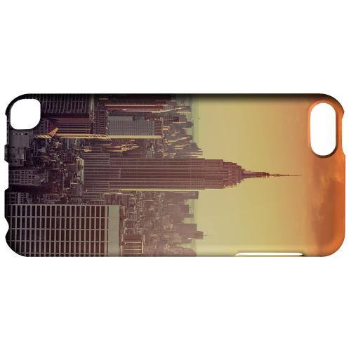 Geeks Designer Line (GDL) Slim Hard Case for Apple iPod Touch 5 - New York