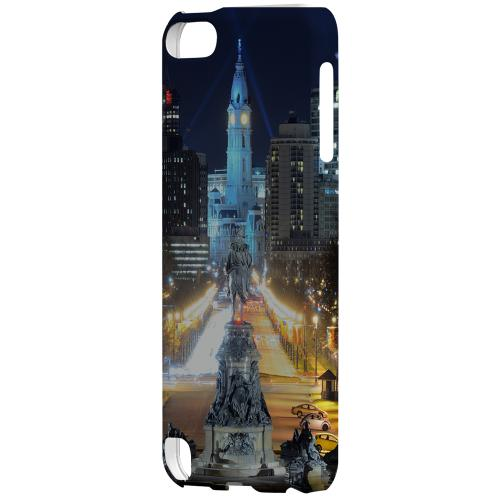 Geeks Designer Line (GDL) Slim Hard Case for Apple iPod Touch 5 - Philadelphia