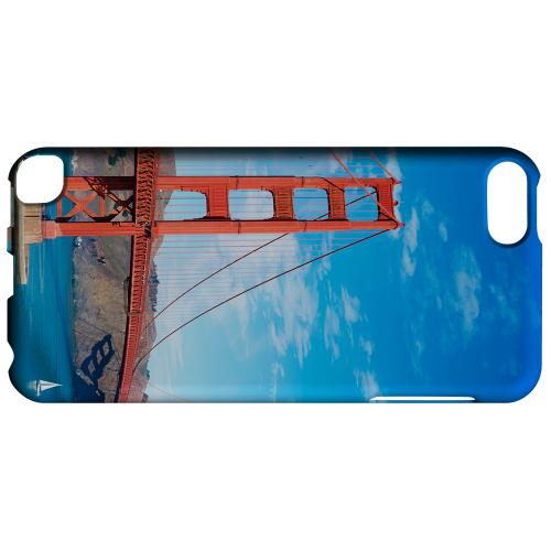 Geeks Designer Line (GDL) Slim Hard Case for Apple iPod Touch 5 - San Francisco