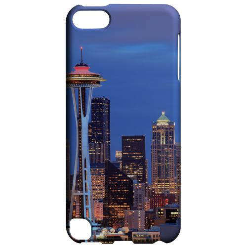 Geeks Designer Line (GDL) Slim Hard Case for Apple iPod Touch 5 - Seattle
