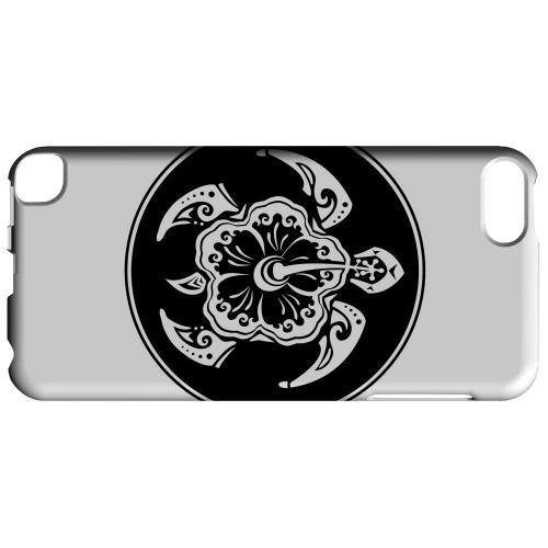 Geeks Designer Line (GDL) Slim Hard Case for Apple iPod Touch 5 - Island Turtle Solo