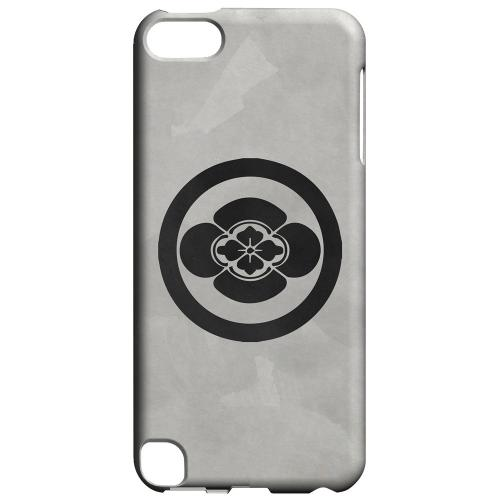 Geeks Designer Line (GDL) Slim Hard Case for Apple iPod Touch 5 - Boke Kamon on Paper