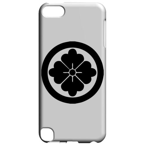 Geeks Designer Line (GDL) Slim Hard Case for Apple iPod Touch 5 - Hanabishi Kamon