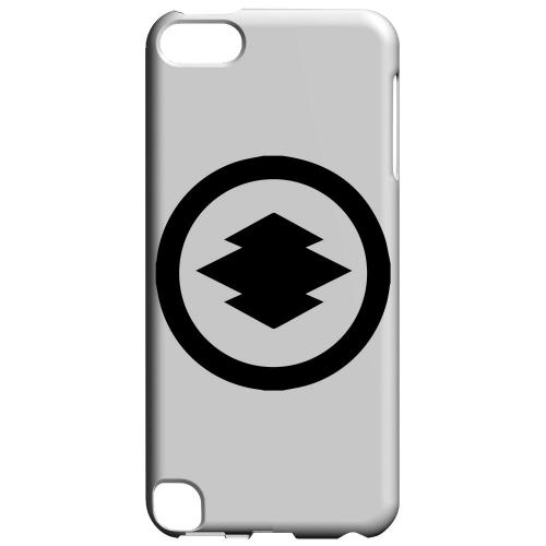 Geeks Designer Line (GDL) Slim Hard Case for Apple iPod Touch 5 - Hishi Kamon