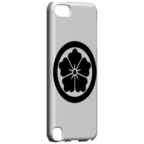 Geeks Designer Line (GDL) Slim Hard Case for Apple iPod Touch 5 - Karahana Kamon