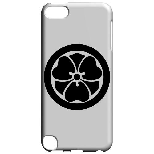 Geeks Designer Line (GDL) Slim Hard Case for Apple iPod Touch 5 - Katabami Kamon v.2