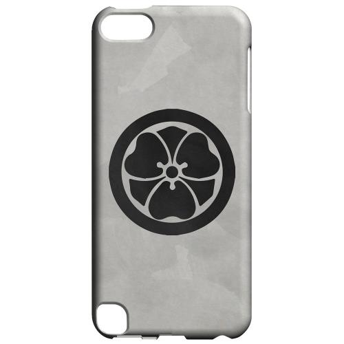 Geeks Designer Line (GDL) Slim Hard Case for Apple iPod Touch 5 - Katabami Kamon on Paper v.2