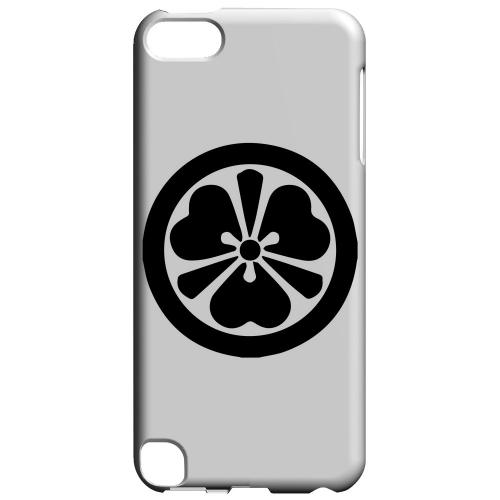 Geeks Designer Line (GDL) Slim Hard Case for Apple iPod Touch 5 - Katabami Kamon v.3