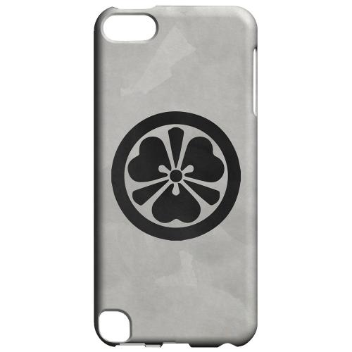 Geeks Designer Line (GDL) Slim Hard Case for Apple iPod Touch 5 - Katabami Kamon on Paper v.3