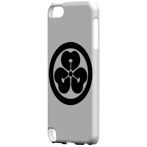 Geeks Designer Line (GDL) Slim Hard Case for Apple iPod Touch 5 - Katabami Kamon v.4