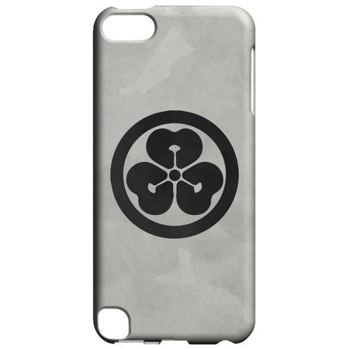 Geeks Designer Line (GDL) Slim Hard Case for Apple iPod Touch 5 - Katabami Kamon on Paper v.4